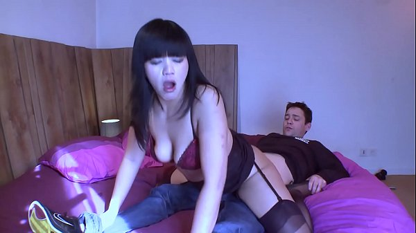Jade, 35, asian ass fucked by a stranger.
