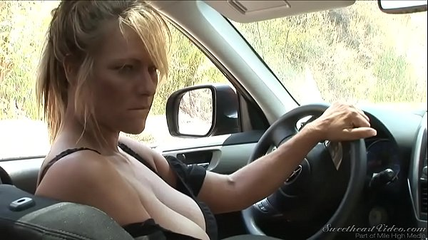 סרטי סקס LESBIAN HITCHHIKER SCENE 2 – 2009 – Nicole Ray and Debbi Diamond