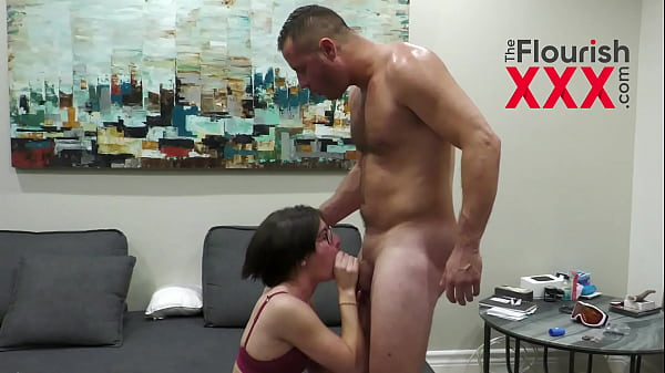 Danny Mountain gonzo with amateur Angeline Red Thumb