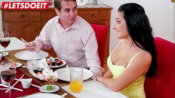 KINKY INLAWS - #Lucia Denvile - Hot Slovakian Babe Gets Naughty With Uncle
