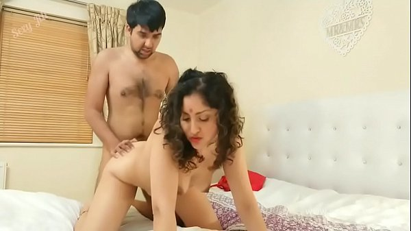 ⭐⭐⭐Desi bhabhi fucks drunk devar - HD hindi xxx free full film on profile POV Indian Thumb