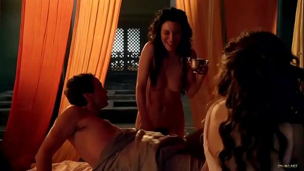 murray scene nude Jaime spartacus