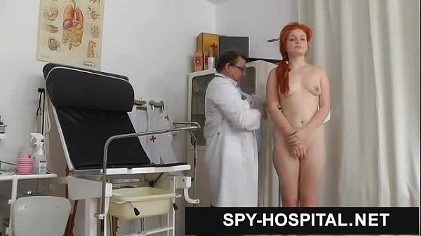 Hidden cam in gyno check up room Thumb