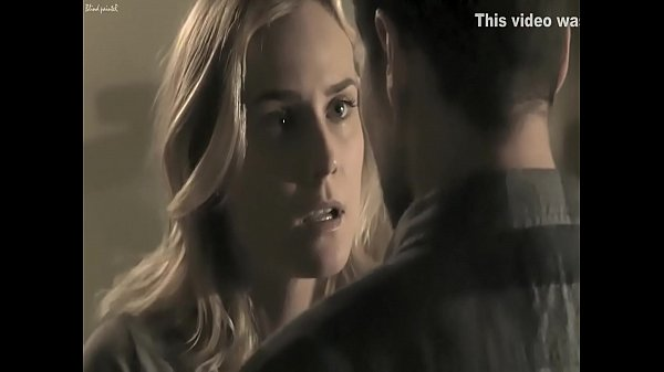 Diane Kruger Celebrity Hollywood actress Hot Sex Scene in Television Series The Bridge Thumb