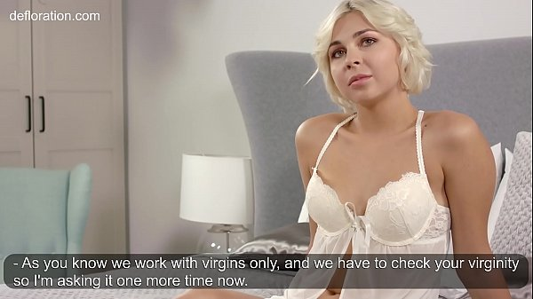 Masha Johansson virgin first time camera casting