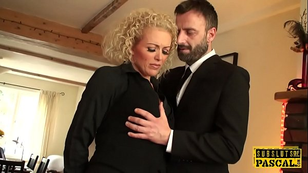 British realtor ass fucked by rough maledom Thumb