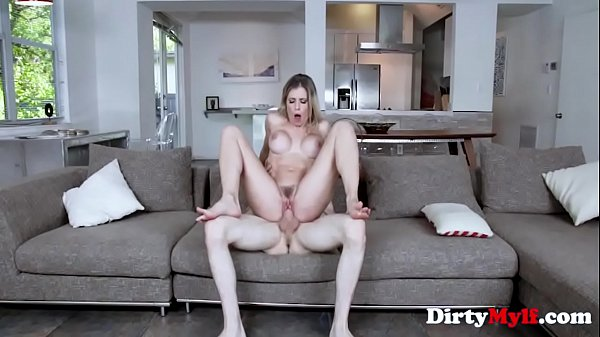 Blonde MILF Gets Her Horny Cunt Fucked- Cory Chase