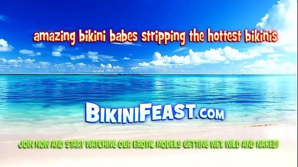 Эротика купальники бикини фото видео