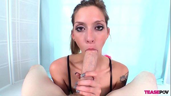 Vicky Vallen Hot Blowjob - CamGirlsHorny.com