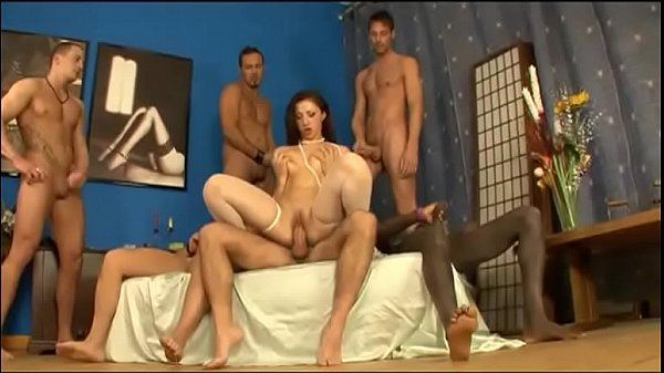 Gang bang of a brutalized poor lonely girl! Vol. 7 Thumb