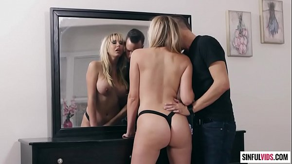 Brett Rossi and Justin Hunt - Action in the Bedroom - Blondage Scene 4 Thumb