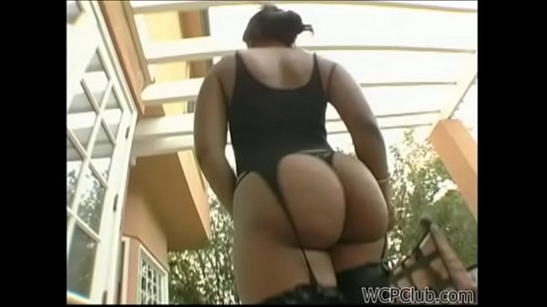 Thick Black Anal Mistress