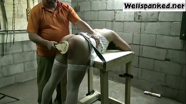 Rose Monroe paddled at the Reform School