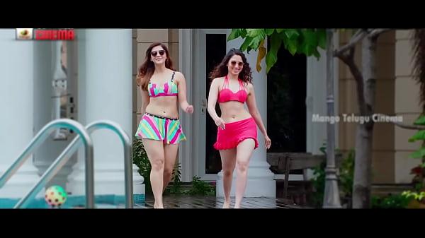 Tamanna & Mehreen Hot in Short Skirts Thumb