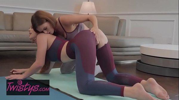 Mom Knows Best - (Krissy Lynn, Molly Stewart) - Help Me Stretch - Twistys