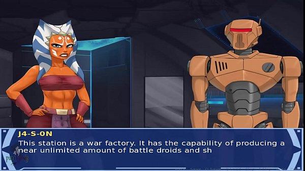 Порно анимэ звездные войны войны клонов