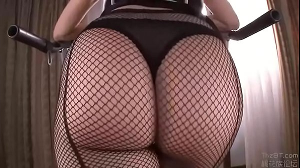 Booty on gym