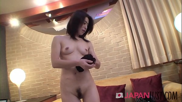 Hairy Japanese Granny - Erotic Hard Fuck - Japa...