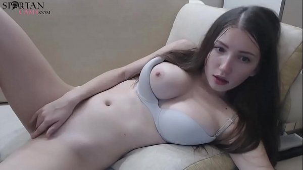 Cute Brunette Teen Plays With Pussy And Ass On Webcam