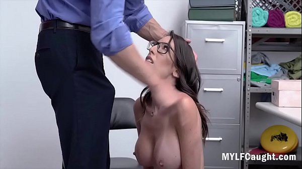 Nerdy MILF Gets Her Stealing Cunt Fucked As Punishment- Dava Foxx Thumb