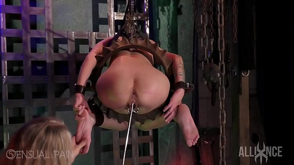 Anal Slut slave odd insertion deepthroat BDSM
