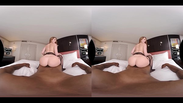 NAUGHTY AMERICA VR MONSTER BLACK COCK FOR TIGHT PUSSY Thumb