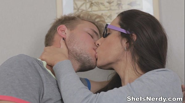 She Is Nerdy - The doctor of sex sciences Eva teen porn Thumb