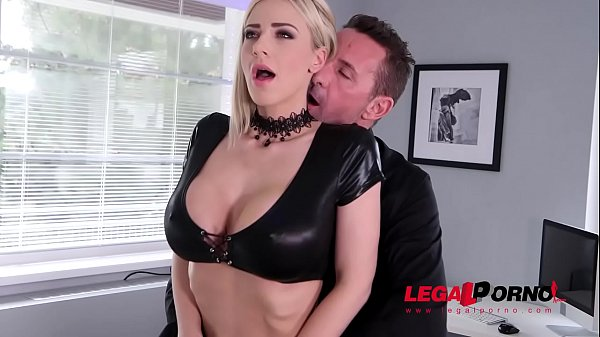 Fetish porn with Natalie Cherie packed with spanking, whips & anal banging GP434 Thumb