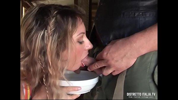 Alla troia piace il latte di vacca ma è meglio ...
