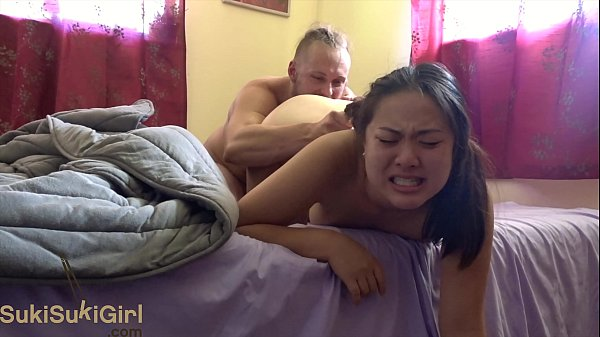 She squirts when he cums! ( @sukisukigirlreal /...