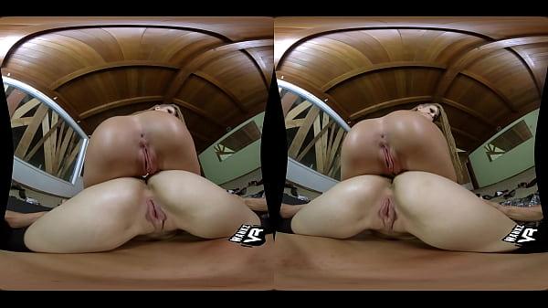 WankzVR - The Wanking Dead: Special Injection ft. Kimber Veils & Sofie Reyez