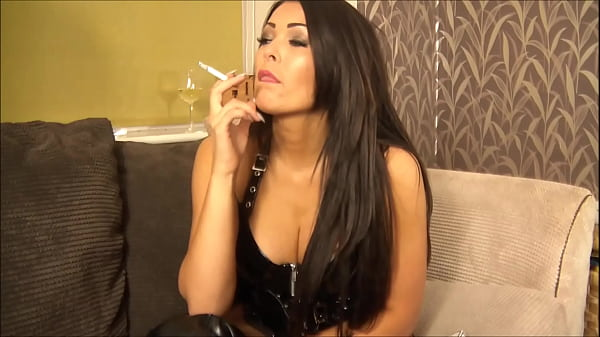 Smoking Seduction charley atwell