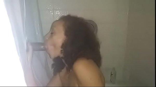 Thug fucks pretty petite slut in the shower (full video) Thumb