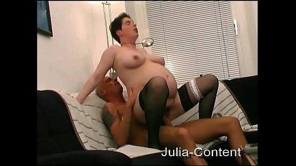 Pregnant and so fucking horny