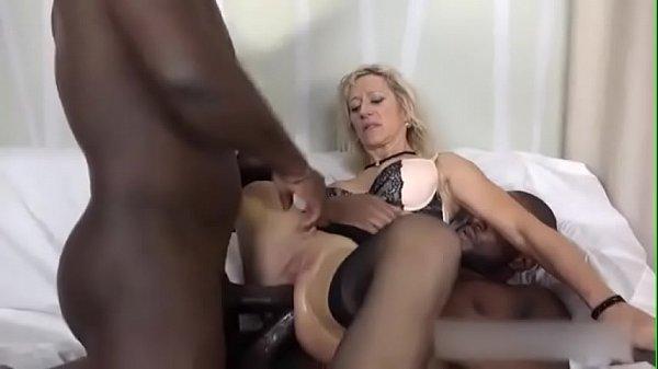 Marina Beaulieu bbc dap, dp, anal