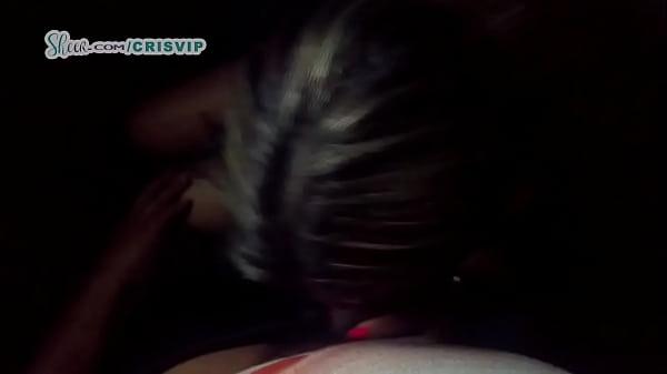 Gloryhole 1 no sexshop Centro SP - chupando desconhecidos - corno filmando