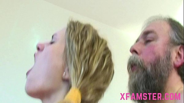 Old young fuck scene cumshot on chest of young tiny lolita stepdaughter Thumb