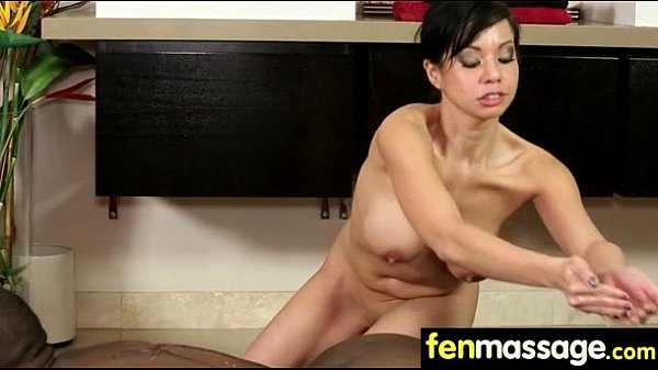 Sexy Masseuse Helps with Happy Ending 23