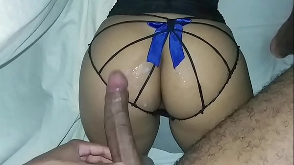 I love fuck with my stepfather is better than my boyfriend, I mess with his huge cock and cums in my ass Thumb