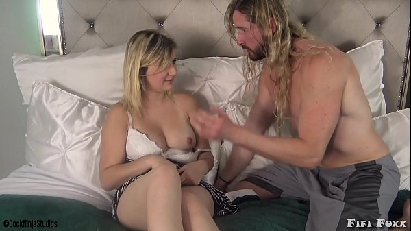 Sexually Frustrated Mom Wants Son to Touch Her - Fifi Foxx and Cock Ninja