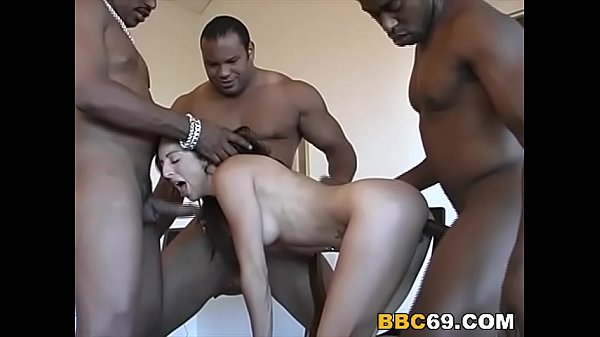 Black Cock Slut Curious Does Interracial Gangbang Thumb
