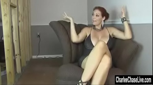 Charlee Chase Plays With Her Pussy! Thumb