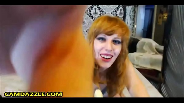 SS Red Head Hot Babe On Web Cam