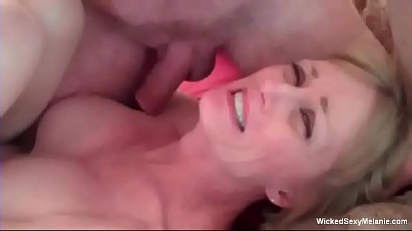 Mom Cannot Get Enough Sex