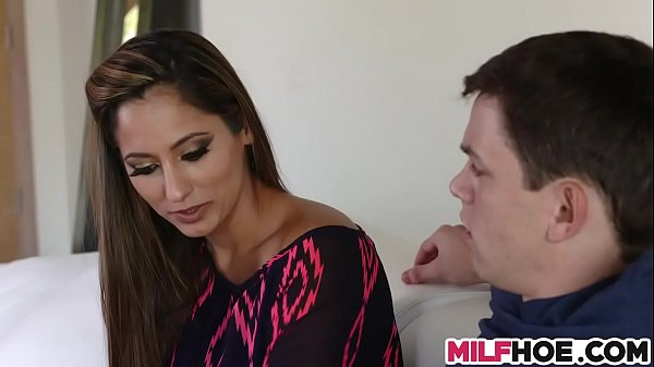 Becoming A Man With Stunning MILF  thumbnail