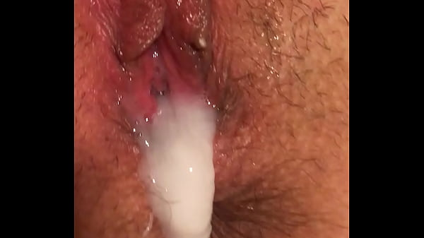 BBC Stretches Cheating Wife's pussy and Dumps Huge Creampie Inside