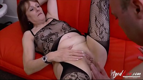 AgedLovE Mature Blowjob and Wet Pussy Licking Thumb