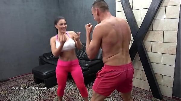 Honey Demon vs. Parker - Dancing Punches - SHORT