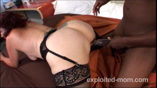 amateur granny takes huge cock