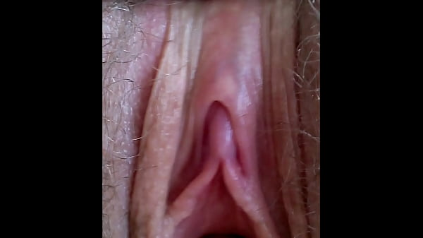 Wife Rubs Clit and Spreads Her Cunt
